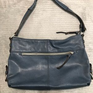 Relic Blue Handbag